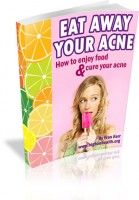Eat Your Acne Away - How To Enjoy Food & Cure Your Acne