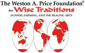 Weston A Price Foundation