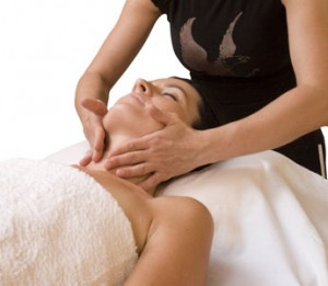 Lymph Massage