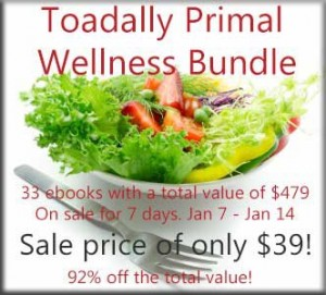 Toadally Primal Wellness Bundle