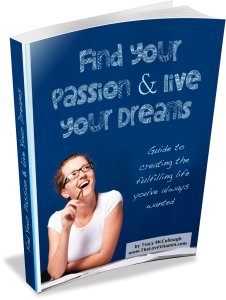 Find Your Passion & Live Your Dreams